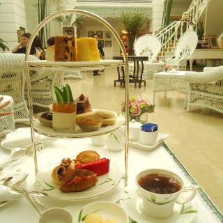 Traditional Afternoon Tea Set with Marco Polo Tea
