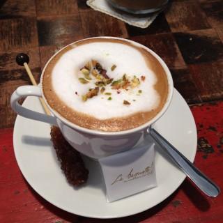 Nut Cappuccino