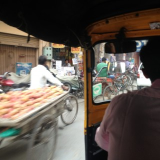 My auto-rickshaw ride