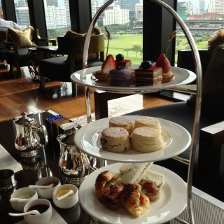Afternoon Tea revisited