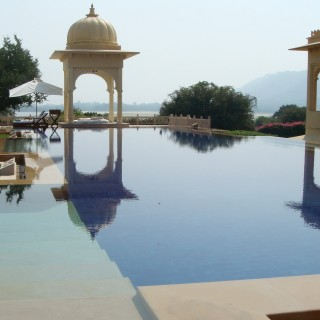 Udaivilas swimming pool