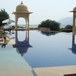 Udaivilas swimming pool