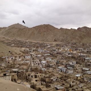 Landscape of Leh, Ladakh