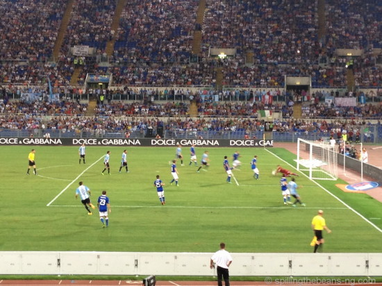 Italy vs Argentina at Stadio Olimpico