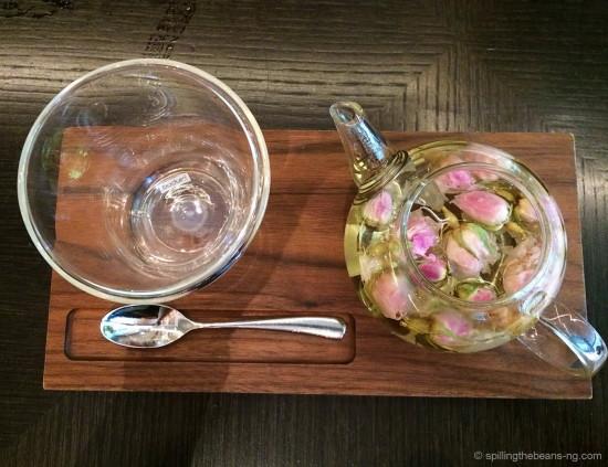 Rosebud Tea