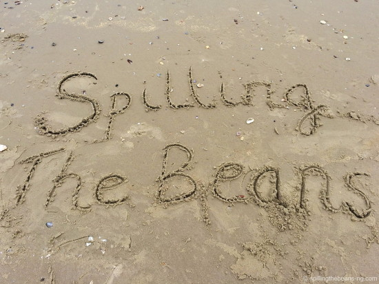 Happy 2nd Birthday to Spilling the Beans!!