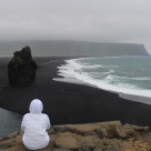 Being in complete awe of Iceland