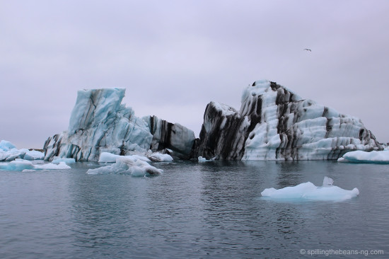 Water - Jokulsarlon glacier lagoon, Iceland