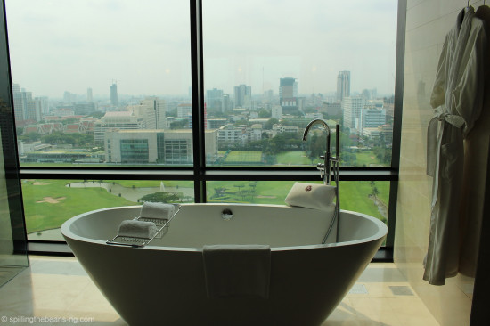 Another remarkable bathtub!