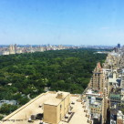 Central Park from The Pierre New York