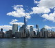 One World Trade & World Financial Center as seen from the Liberty Cruise