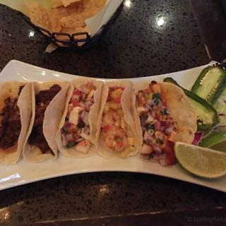 Soft Tacos at Sinigual